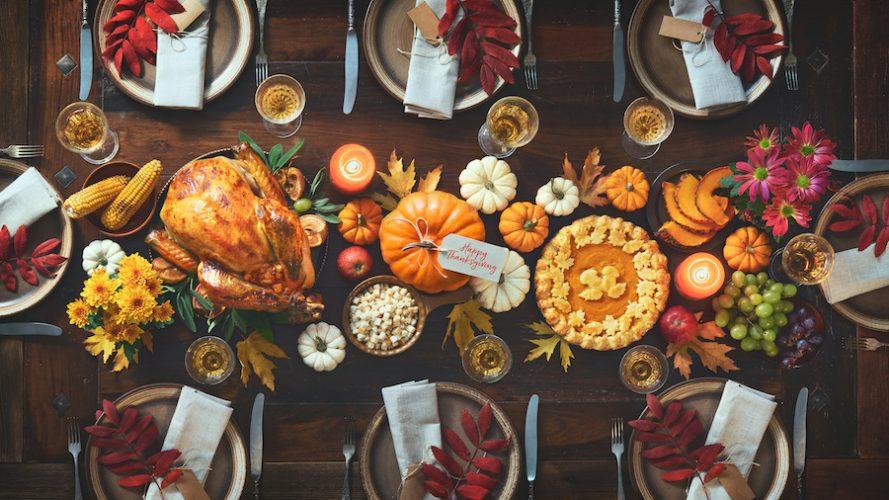 Image of Calendar Event: Thanksgiving